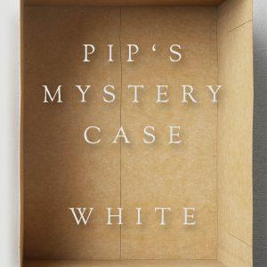 Pip's Mystery Case - WHite